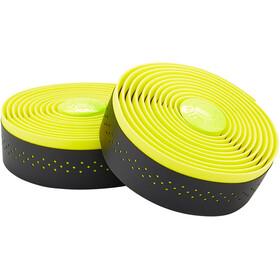 Cinelli Fluo Cinta de manillar, negro/amarillo